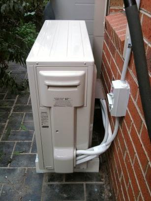 Air Conditioner Rental >> Quality Split System Air Conditioner installation Pictures